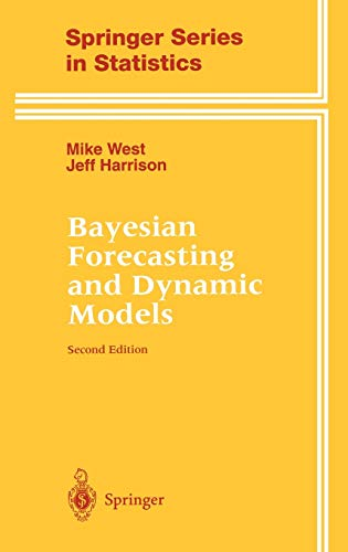 9780387947259: Bayesian Forecasting and Dynamic Models (Springer Series in Statistics)