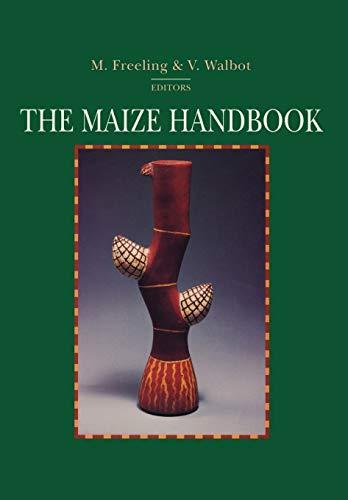 9780387947358: The Maize Handbook (Springer Lab Manuals)