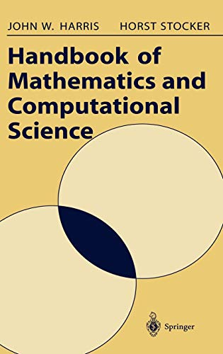 9780387947464: Handbook of Mathematics and Computational Science