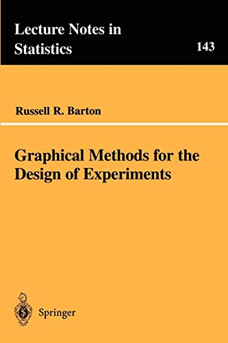 9780387947501: Graphical Methods for the Design of Experiments (Lecture Notes in Statistics)