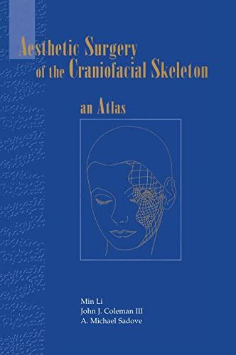 9780387947570: Aesthetic Surgery of the Craniofacial Skeleton: An Atlas (Undergraduate Texts in Mathematics)