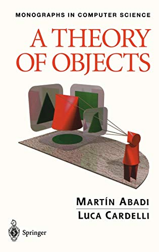 9780387947754: A Theory of Objects