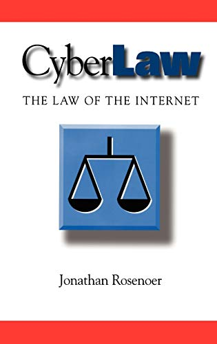 9780387948324: CyberLaw: The Law of the Internet (Ima Volumes in Mathematics and Its)