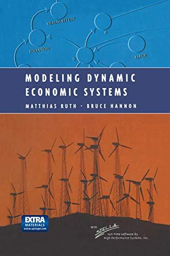 9780387948492: Modeling Dynamic Economic Systems (Modeling Dynamic Systems)