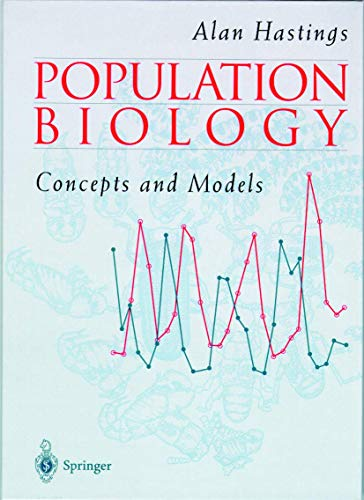 9780387948621: Population Biology: Concepts and Models