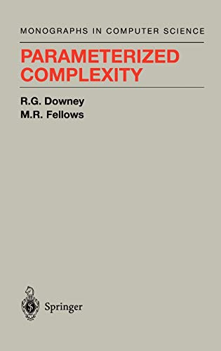 9780387948836: Parameterized Complexity (Monographs in Computer Science)