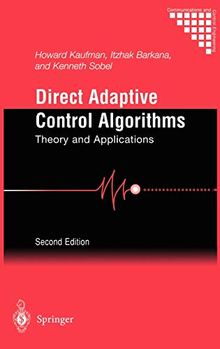 9780387948843: Direct Adaptive Control Algorithms: Theory and Applications (Communications and Control Engineering)