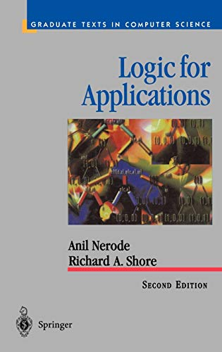 9780387948935: Logic for Applications