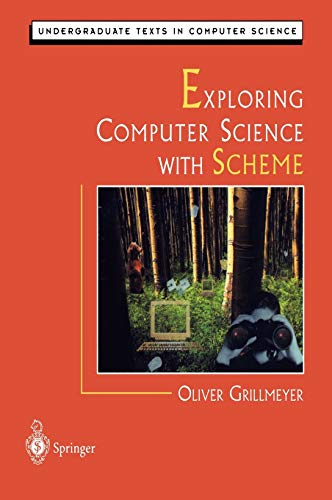 9780387948959: Exploring Computer Science With Scheme