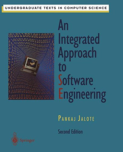 9780387948997: An Integrated Approach to Software Engineering (Undergraduate Texts in Computer Science)
