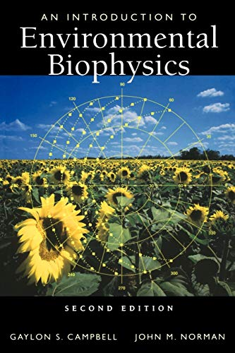 9780387949376: An Introduction to Environmental Biophysics (Modern Acoustics and Signal)