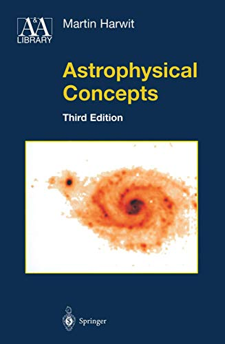 9780387949437: Astrophysical Concepts