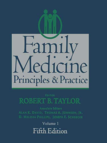 9780387949581: Family Medicine: Principles and Practice (5th ed)