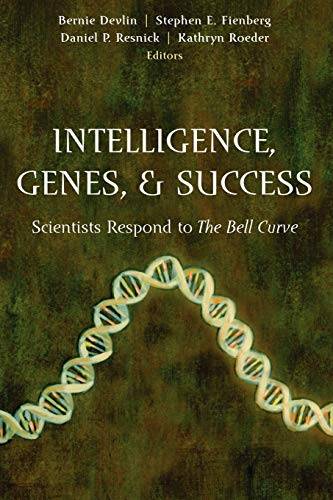 9780387949864: Intelligence, Genes, and Success: Scientists Respond to The Bell Curve (Statistics for Social Science and Public Policy)