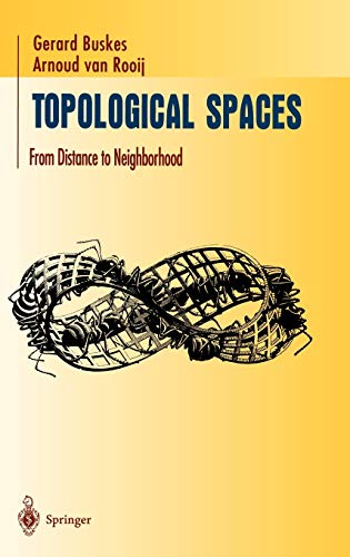 9780387949949: Topological Spaces: From Distance to Neighborhood (Undergraduate Texts in Mathematics)