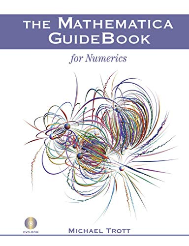 9780387950112: The Mathematica GuideBook for Numerics: Mathematics and Physics