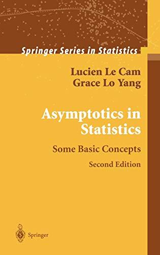 9780387950365: Asymptotics in Statistics: Some Basic Concepts (Springer Series in Statistics)