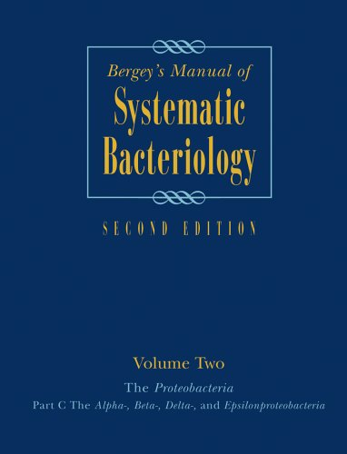 9780387950402: Bergey's Manual of Systematic Bacteriology: Volume 2 : The Proteobacteria: Proteobacteria v. 2 (Bergey's Manual of Systematic Bacteriology 2nd Edition)