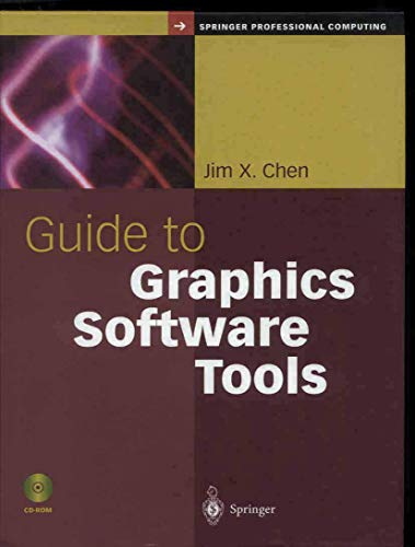 9780387950495: Guide to Graphics Software Tools (Springer Professional Computing)