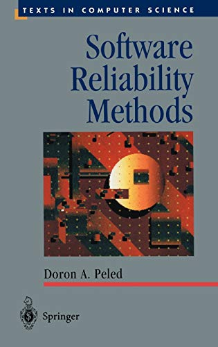 9780387951065: Software Reliability Methods (Texts in Computer Science)