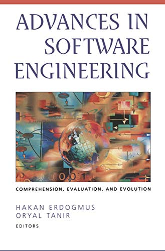 9780387951096: Advances in Software Engineering: Comprehension, Evaluation, and Evolution