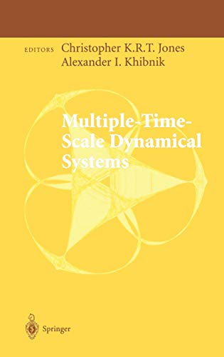 9780387951263: Multiple-Time-Scale Dynamical Systems (The IMA Volumes in Mathematics and its Applications)
