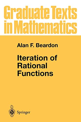 9780387951515: Iteration of Rational Functions: Complex Analytic Dynamical Systems