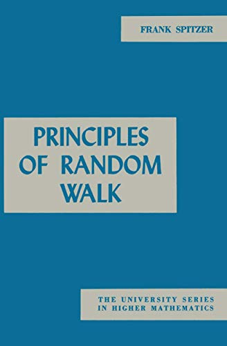 Principles of Random Walk (Graduate Texts in