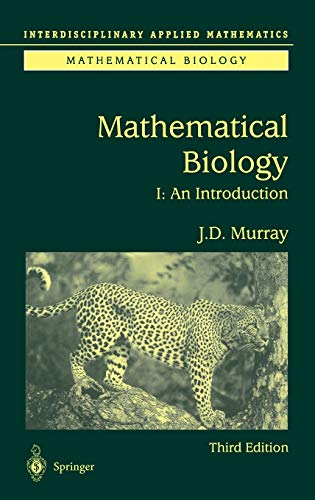 9780387952239: Mathematical Biology: I. An Introduction (Interdisciplinary Applied Mathematics) (Pt. 1)