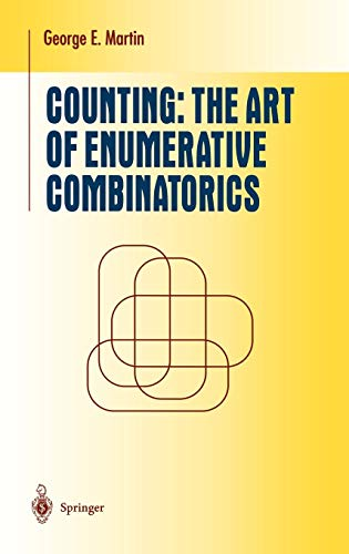 9780387952253: Counting: The Art of Enumerative Combinatorics (Undergraduate Texts in Mathematics)