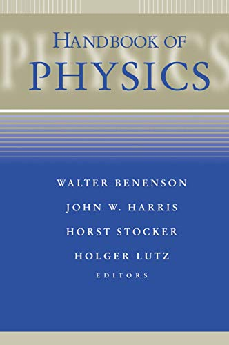 9780387952697: Handbook of Physics