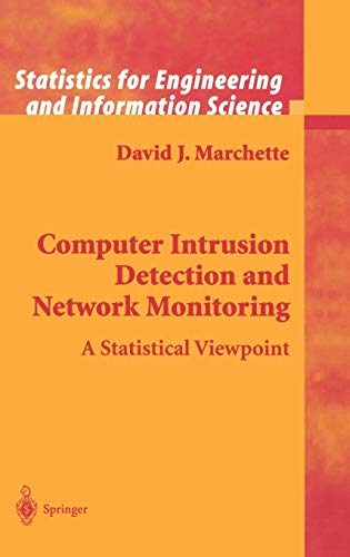 9780387952819: Computer Intrusion Detection and Network Monitoring: A Statistical Viewpoint (Information Science and Statistics)