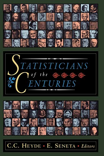 9780387952833: Statisticians of the Centuries