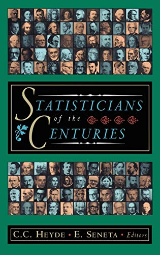 9780387953298: Statisticians of the Centuries