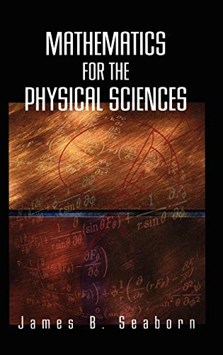 9780387953427: Mathematics for the Physical Sciences