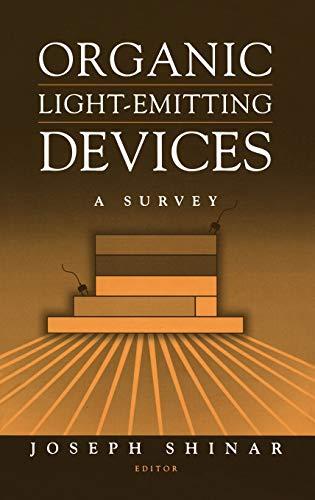 Organic Light-Emitting Devices (Hb): Shinar J.