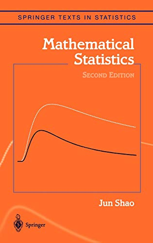 9780387953823: Mathematical Statistics (Springer Texts in Statistics)