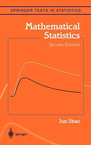 9780387953823: Mathematical Statistics