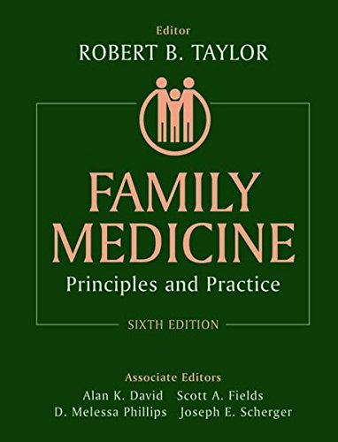 9780387954004: Family Medicine: Principles and Practice (Family Medicine (Taylor))