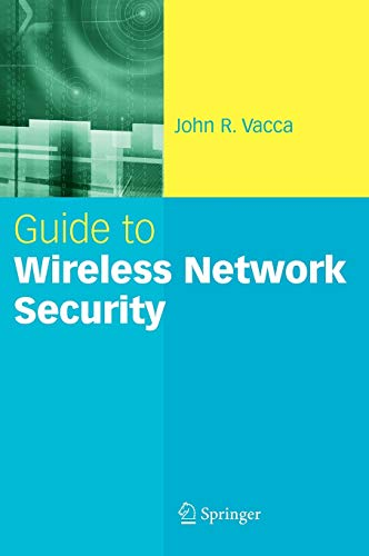 9780387954257: Guide to Wireless Network Security