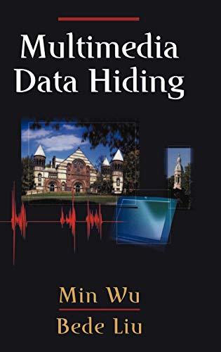 9780387954264: Multimedia Data Hiding