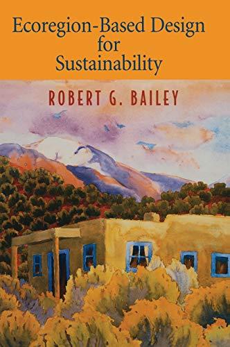 9780387954295: Ecoregion-Based Design for Sustainability