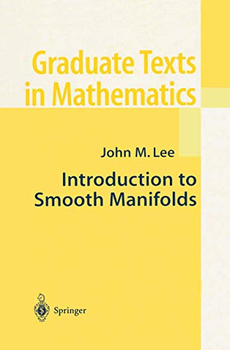 9780387954486: Introduction to Smooth Manifolds (Graduate Texts in Mathematics)