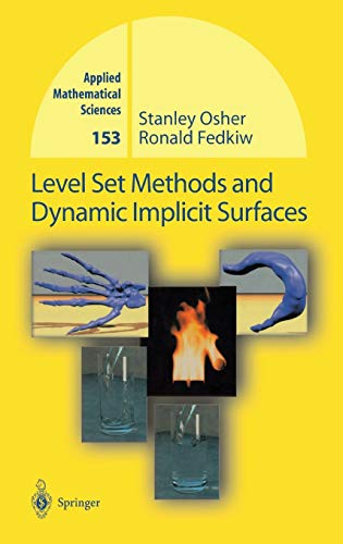 9780387954820: Level Set Methods and Dynamic Implicit Surfaces (Applied Mathematical Sciences)