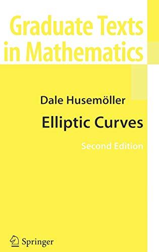 9780387954905: Elliptic Curves: 111