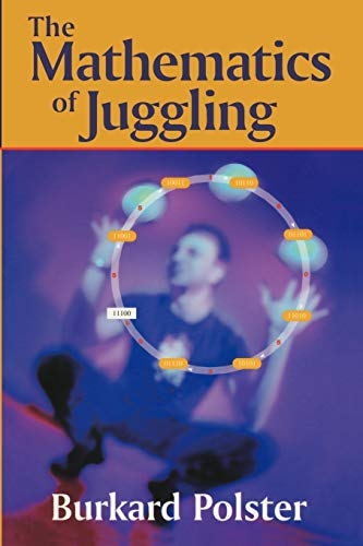 9780387955131: The Mathematics of Juggling