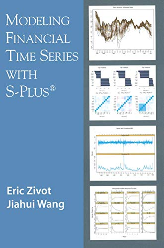 9780387955490: Modeling Financial Time Series With S-Plus