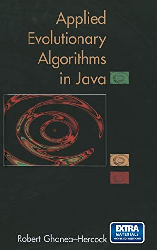 9780387955681: Applied Evolutionary Algorithms in Java