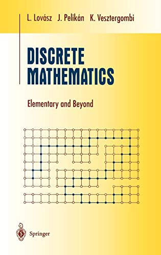 9780387955841: Discrete Mathematics: Elementary and Beyond (Undergraduate Texts in Mathematics)