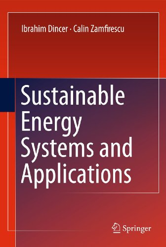 9780387958606: Sustainable Energy Systems and Applications